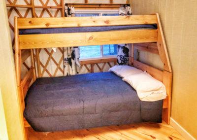 30' Yurt Bunk Beds