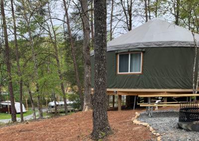 Yurt-Camping-in-NC-Mountains